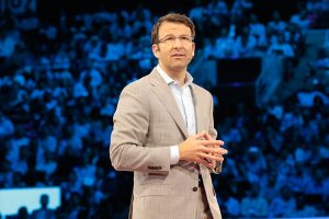 Judson Althoff, Microsoft Executive Vice President Worldwide Commercial Business, at WPC, via Microsoft
