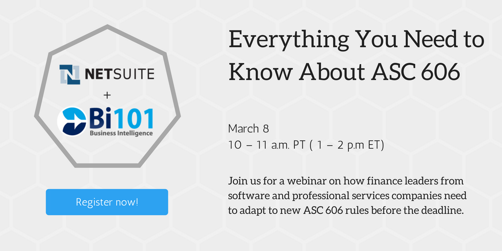 Webinar: Everything You Need to Know About ASC 606
