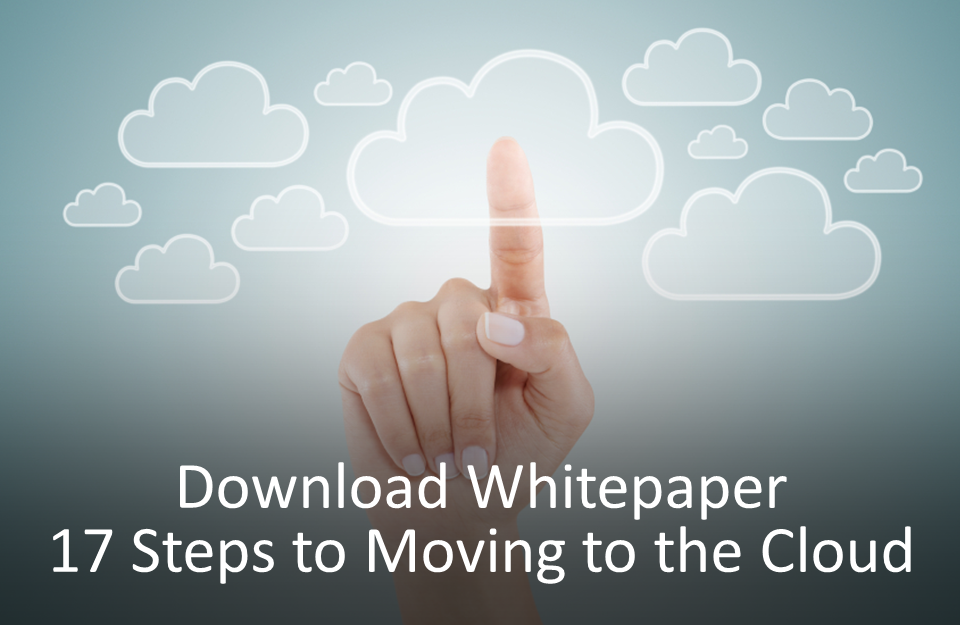 Whitepaper Moving to the Cloud