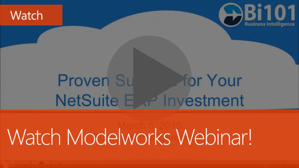 Watch Modelworks Webinar